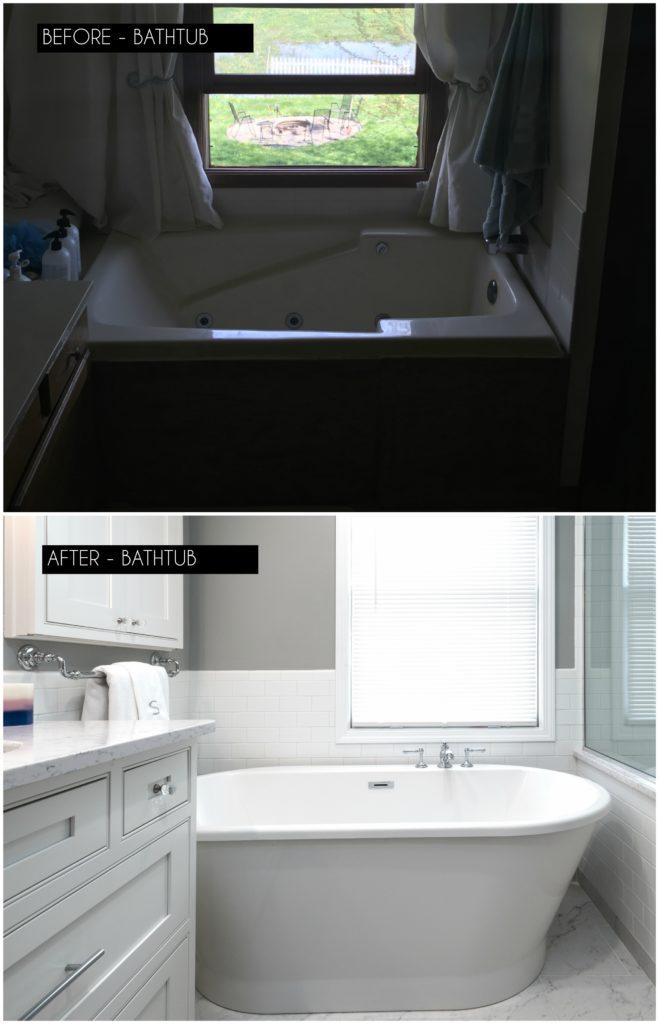 Carroll BA Bathtub