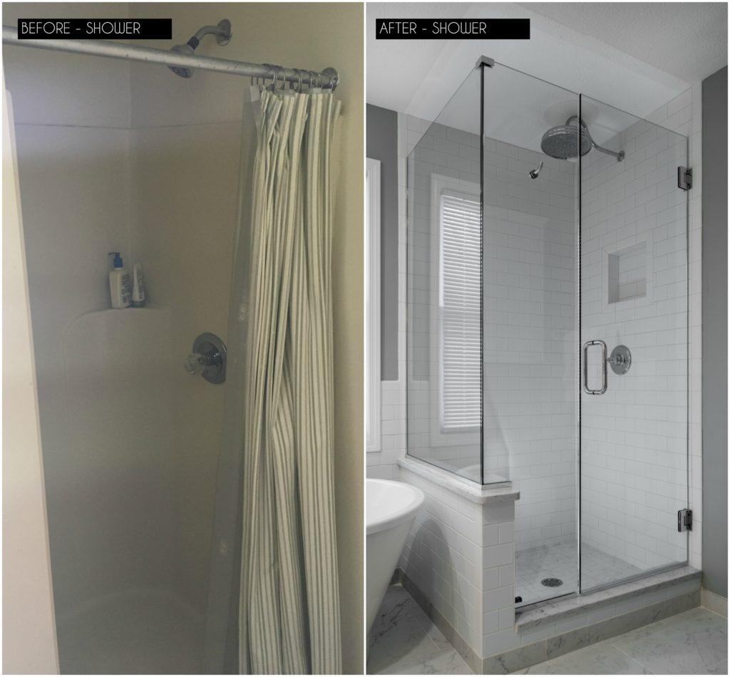 Carroll BA Shower