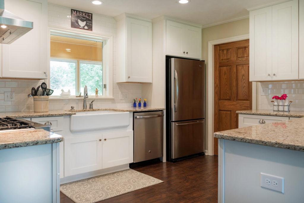 Dansville Kitchen Remodel 1