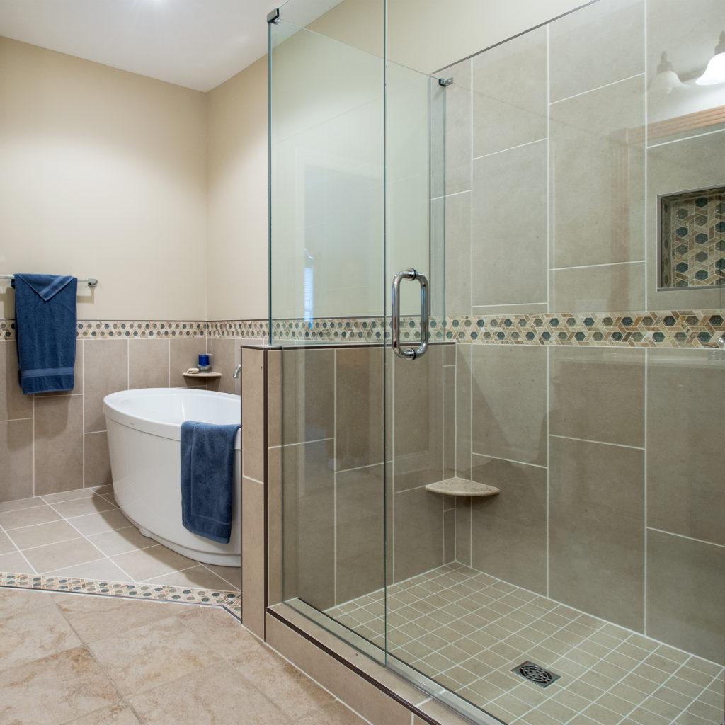 East Lansing Bathroom Remodel 1