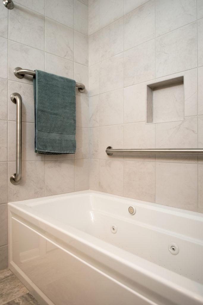 Holt Bathroom Renovation 2
