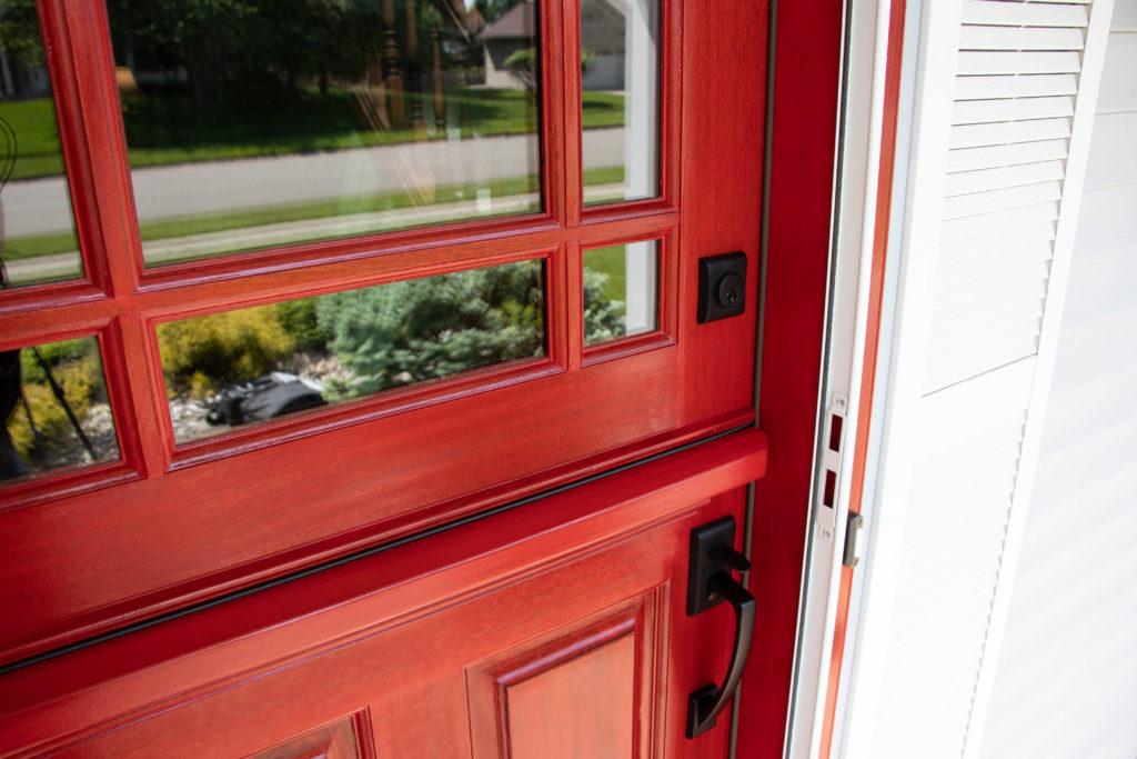 Okemos Front Door-3