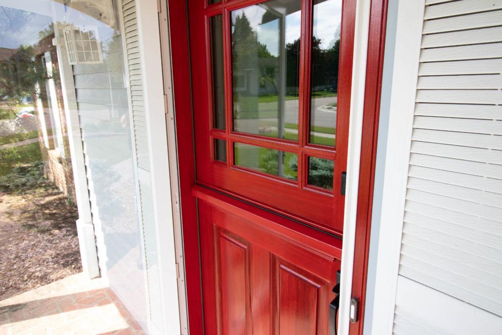 Okemos Front Door-5